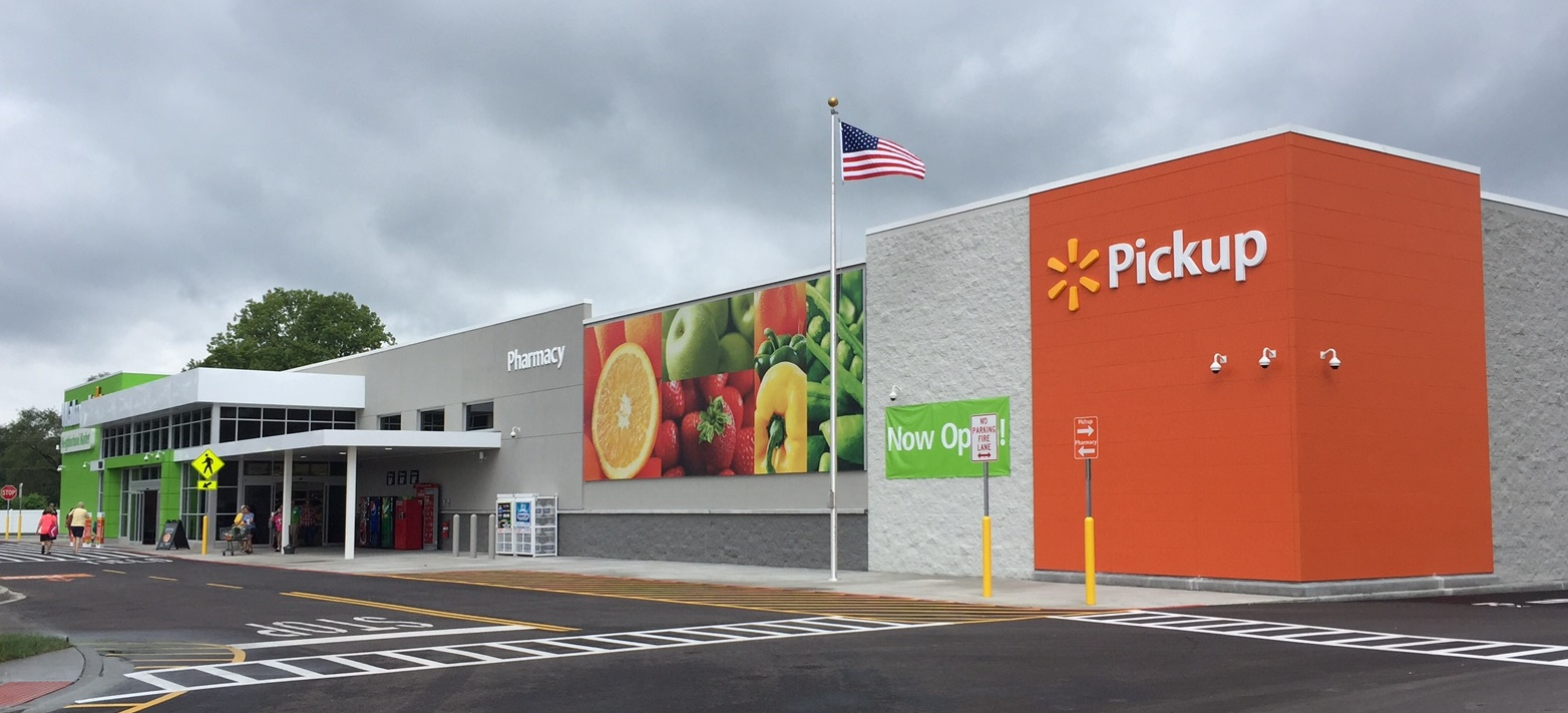 Walmart Neighborhood Market | Poettker Construction