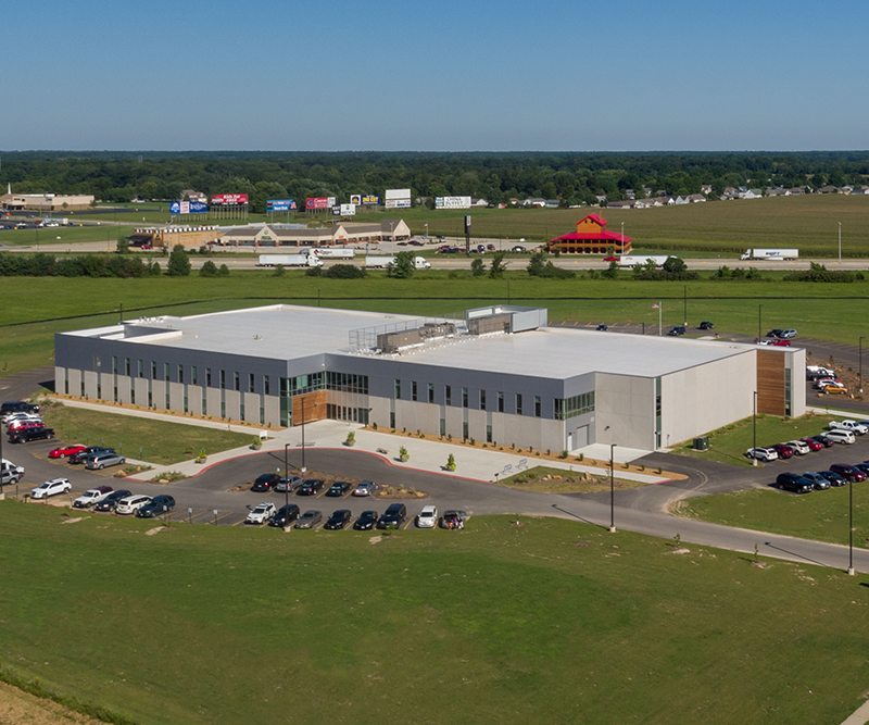Richard E. Workman Sports & Wellness Complex – Effingham, IL