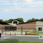Pierce Terrace Elementary School Rendering | Poettker Construction & FGM Architects