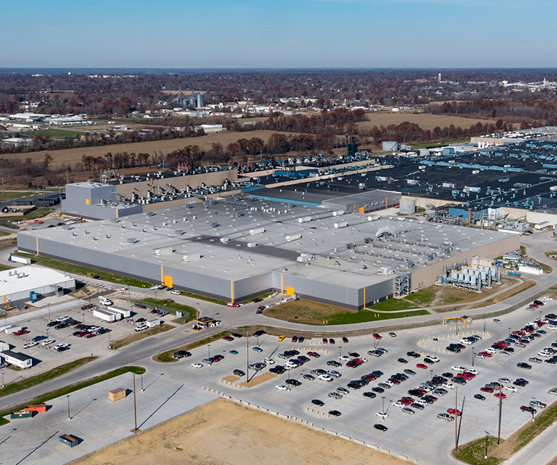 Continental Tire Plant IV Manufacturing Center