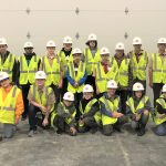 2019 Boy Scouts Safety Merit Badge Center | Poettker Construction
