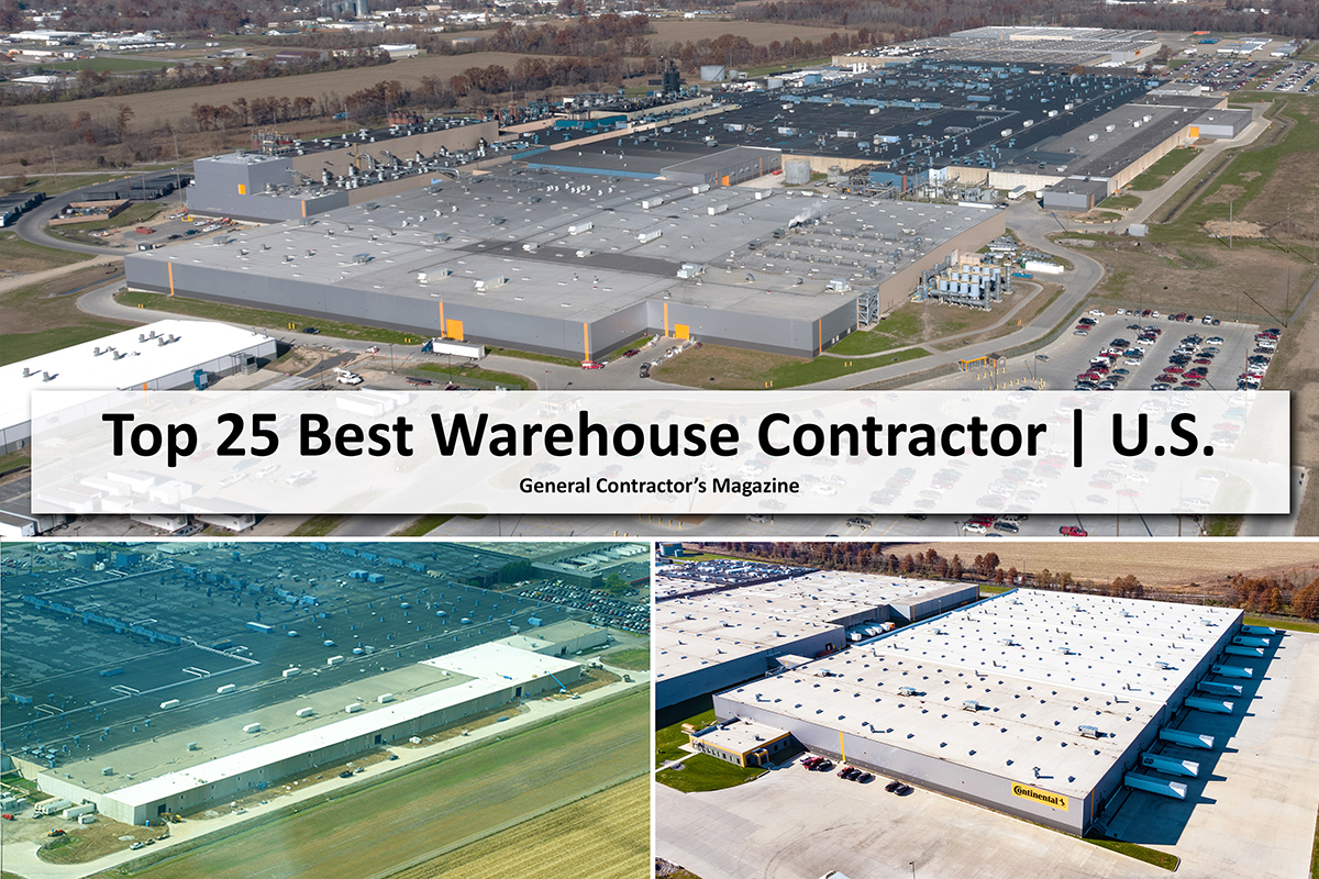 Poettker Construction | Top 25 Best Warehouse Contractor in the U.S.