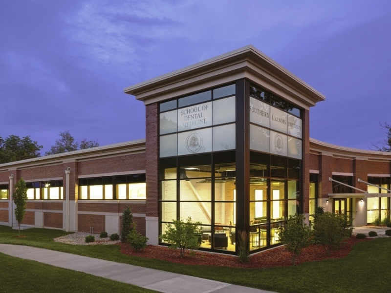 SIUE School of Dental Medicine | Poettker Construction